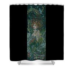 Triumph Escapes Maximilian's Arch Shower Curtain by Dawn Fairies