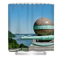 Trophy Point Shower Curtain