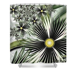 Tropica Shower Curtain