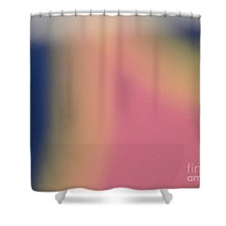 Tropical Abstract Shower Curtain by Alexander Van Berg