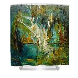 Tropical Rhythms Shower Curtain