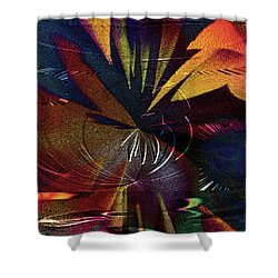 Tropicale Shower Curtain