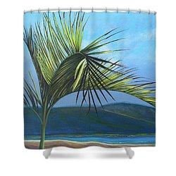 Tropicando Shower Curtain