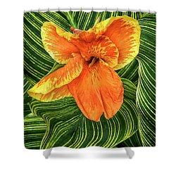 Tropicanna Beauty Shower Curtain