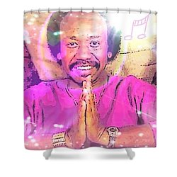 True Devotion  Shower Curtain