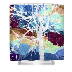 True Wishes Shower Curtain