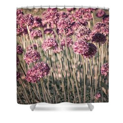 Truffula Tree Shower Curtain