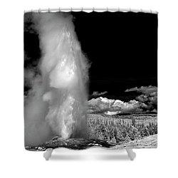 Truly Faithful Shower Curtain