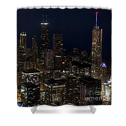 Trump Hotel Shower Curtain