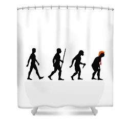 Trumplution Shower Curtain