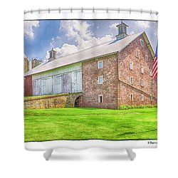 Shower Curtain featuring the photograph Trust by R Thomas Berner