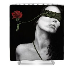 Truth Of Beauty Shower Curtain