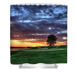 Try Me The Landing Shower Curtain