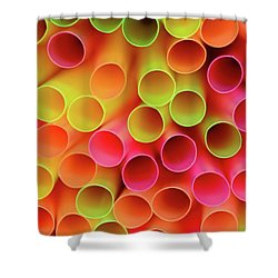 Shower Curtain featuring the photograph Tubed By Kaye Menner by Kaye Menner