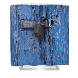 Tucumcari Lock Shower Curtain