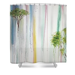 Good Tuesday Morning Shower Curtain