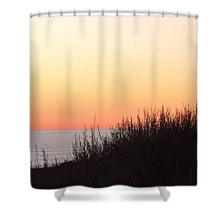 Tufty View Shower Curtain