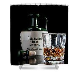 Tullamore D.e.w. Still Life Shower Curtain