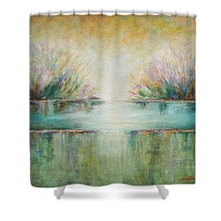 Tumbleweed Shower Curtain