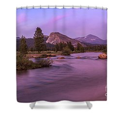 Tuolumne Meadow Shower Curtain