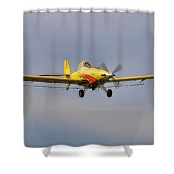 Turo Thrush 2 Shower Curtain