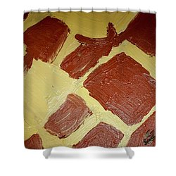 Turtle Lamp Shower Curtain