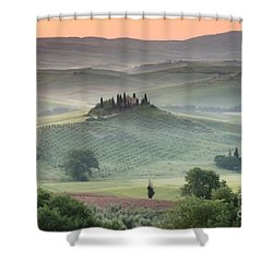 Tuscany Shower Curtain by Tuscany