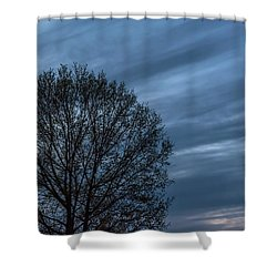 Twilght Delight - Shower Curtain
