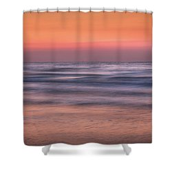 Twilight Abstract Shower Curtain