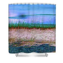 Twilight Dreams Shower Curtain