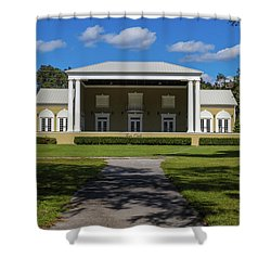 Twin Oaks Shower Curtain