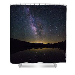Twinkle Twinkle  Shower Curtain