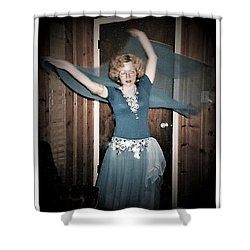Shower Curtain featuring the photograph Twirling Vortex by Denise Fulmer