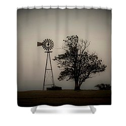 Two Old Friends Shower Curtain