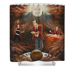 U Of L Tradition Shower Curtain