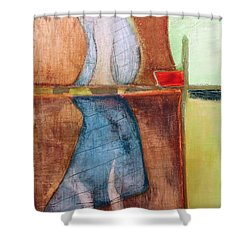 Art Print U2 Shower Curtain