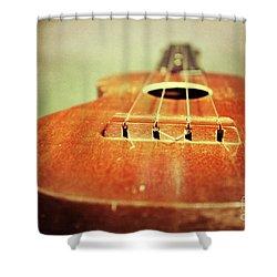 Uke Shower Curtain