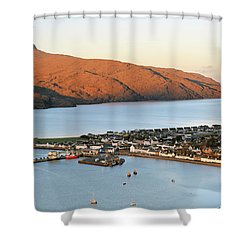 Ullapool Morning Light Shower Curtain