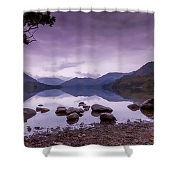 Ullswater Shower Curtain