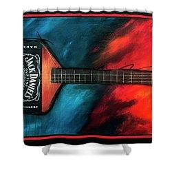 Ultra Bass Shower Curtain