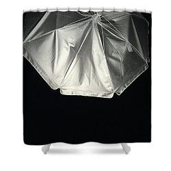 Umbrella Shower Curtain by Karen Nicholson
