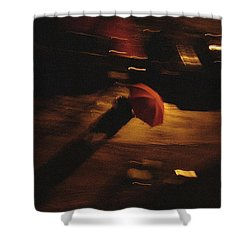 Umbrella 85 Shower Curtain