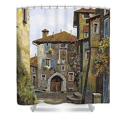 Umbria Shower Curtain by Guido Borelli