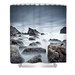 Unbreakable Shower Curtain by Jorge Maia