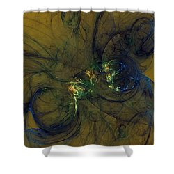 Uncertainty Suppression Shower Curtain
