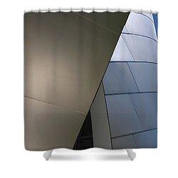 Unconventional Construction Shower Curtain