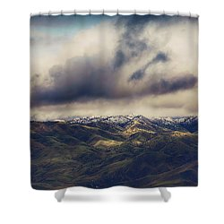 Undeniable Shower Curtain by Laurie Search