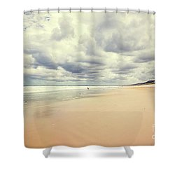 Shower Curtain featuring the photograph Under A Southern Sky by Linda Lees