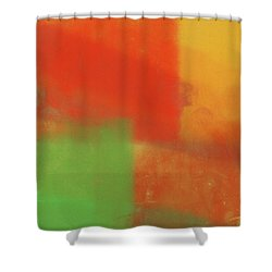 Undercover Shower Curtain by Dan Sproul
