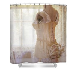 Undergarments Shower Curtain